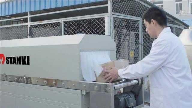 Оборудование стерилизации для обработки замороженной мяса, рыбы, морепродуктов