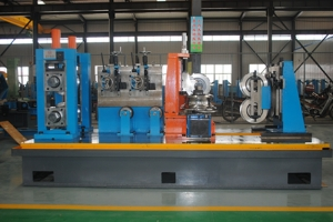 Replacement of the welding stand for pipe Assembly and welding