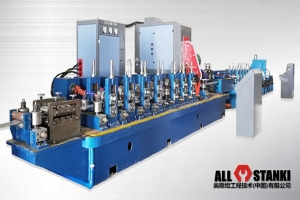 ERW140 high frequency electric pipe welding mills